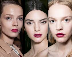 Red lip ss2015