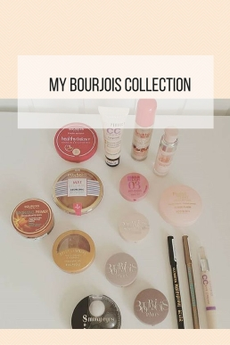 My bourjois collection